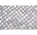 Glasmosaik XCM RW79 braun Holzoptik 30x30 cm