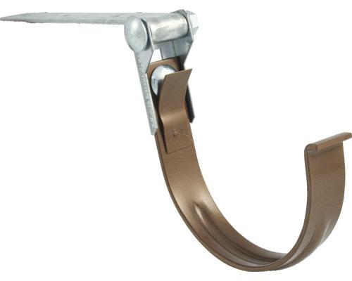 Marley Rinneneisen Nennweite 100mm kupferton verstellbar