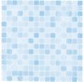 Glasmosaik GM A 331P für Poolbau blau 32,7x30,5 cm