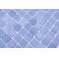 Glasmosaik VP110PAT für Poolbau blau 31,6x31,6 cm