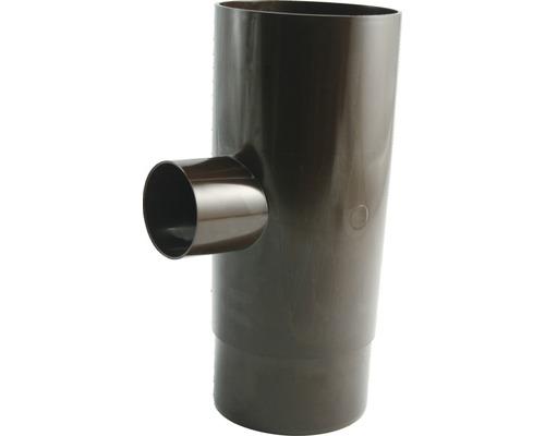 Marley Rohrabzweig 105/53mm 87 Grad braun