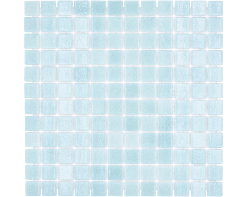 Glasmosaik VP503PAT für Poolbau grün 31,6x31,6 cm