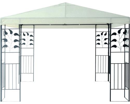 Blätterpavillon bellavista - Home & Garden 300 x 300 cm beige