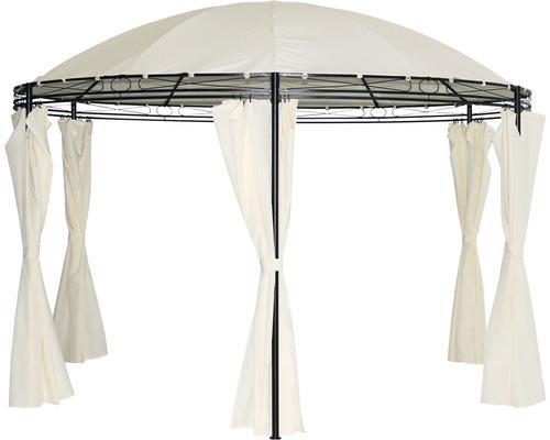 Rundpavillon bellavista - Home & Garden Ø 350 cm beige
