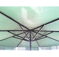 Sonnenschirm Marktschirm Gartenschirm 4,5 m grün