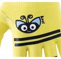 Kinderhandschuhe AXEL-IT 5-6 1 Paar gelb