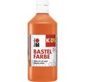 Marabu KiDS Bastelfarbe orange 013 500ml