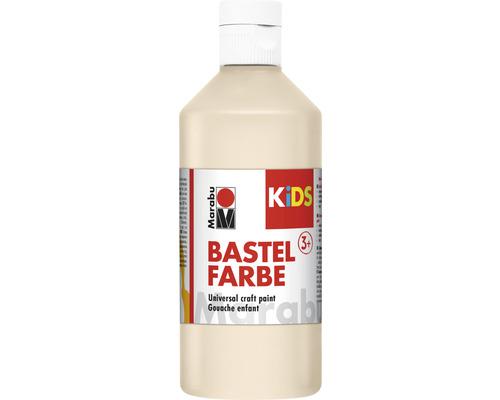 Marabu KiDS Bastelfarbe rosé beige 029 500ml