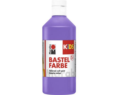 Marabu KiDS Bastelfarbe violett 251 500ml