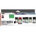 Marabu Easy Marble Starter-Set 6x 15 ml
