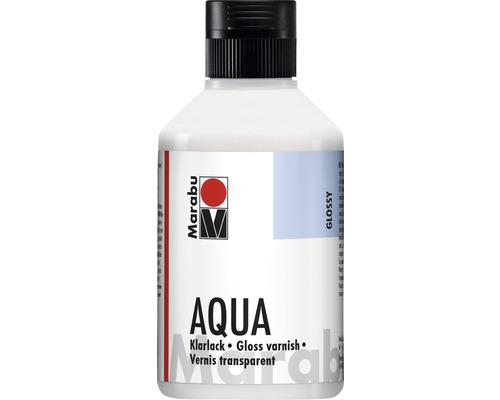 Marabu Aqua-Klarlack 250 ml