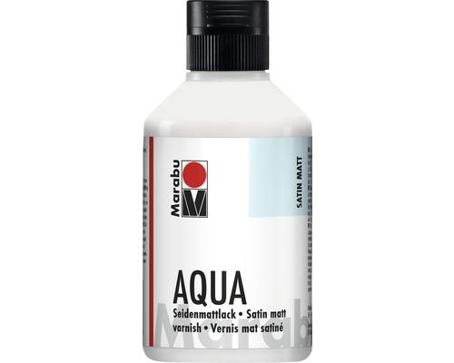 Marabu Aqua-Seidenmattlack 250 ml