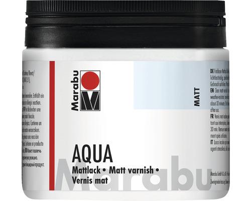 Marabu Aqua-Mattlack 500 ml
