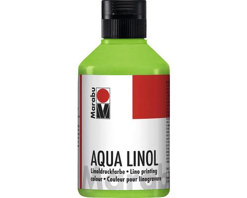 Marabu Aqua-Linol gelbgrün 066 250ml