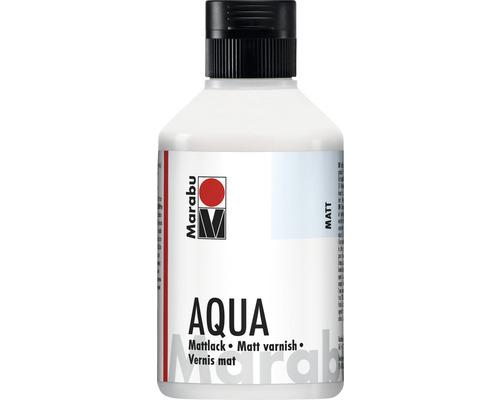 Marabu Aqua-Mattlack 250 ml