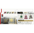 "Marabu Textil Metallic Set ""Christmas Moments"""