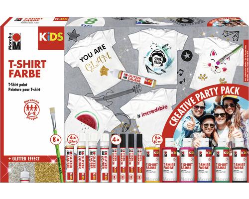 Marabu KiDS T-Shirt Party Pack