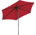 Schneider Sonnenschirm Gartenschirm Sevilla Ø 270 cm rund rot