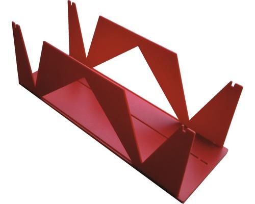 Gehrungslade Kunststoff steckbar 3-teilig