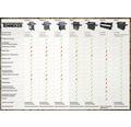 Tenneker® Gasgrill Halo TG 4 4-Brenner Einbaugasgrill, gusseiserner Rost, Platform System, Glaseinsatz im Deckel