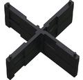 Fugenkreuz stapelbar Höhe 10mm Pack = 100 Stück für Fugenstärke 3mm