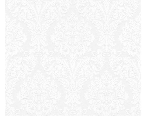 Vliestapete 5718 Patent Decor Green Label Natur weiß