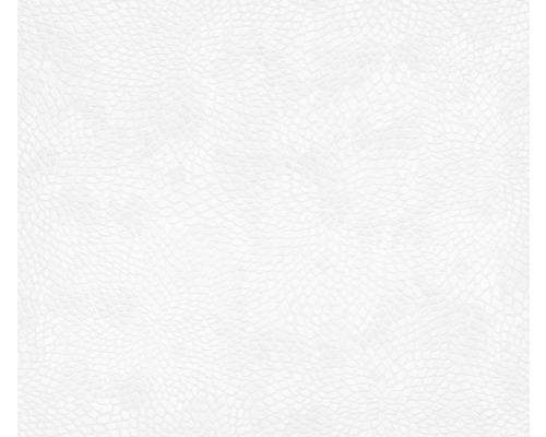 Vliestapete 5733 Patent Decor Green Label Grafisch weiß