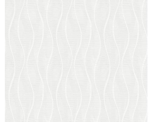 Vliestapete 5730 Patent Decor Green Label Grafisch weiß