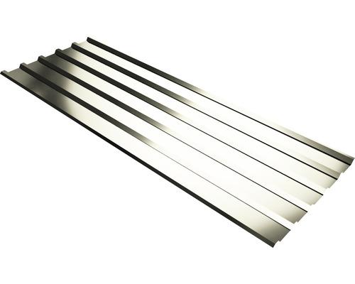 PRECIT Trapezplatte T35M grey white RAL 9002 5400 x 1095 x 0,5 mm