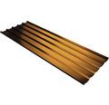 PRECIT Trapezplatte T18DR copper brown RAL 8004 8000 x 1138 x 0,5 mm
