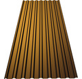 PRECIT Trapezplatte T18DR copper brown RAL 8004 mit Antikondensationsbeschichtung 2400 x 1138 x 0,5 mm