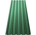 PRECIT Trapezplatte T18DR moos green RAL 6005 8000 x 1138 x 0,5 mm