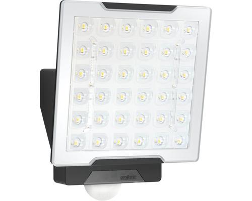 Steinel LED Sensor Strahler 24,8W 2400 lm 4000 K neutralweiß HxBxT 230x178x130 mm XLED PRO Square schwarz