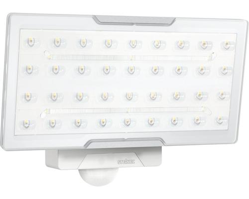 Steinel LED Sensor Strahler 24,8W 2400 lm 4000 K neutralweiß HxBxT 230x178x130 mm XLED PRO Wide weiß