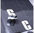 Steinel LED Sensor Außenwandleuchte 8,5W 753 lm 3000 K warmweiß HxLxB 303x104x291 mm L690 anthrazit/weiß