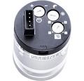 Steinel LED Sensor Außenwandleuchte 8,5W 753 lm 3000 K warmweiß HxLxB 306x126x291 mm L691 anthrazit/weiß mit Schutzgitter