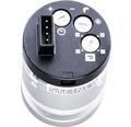 Steinel LED Sensor Außenwandleuchte 8,5W 753 lm 3000 K warmweiß HxLxB 270x124x253 mm L331 anthrazit/weiß mit Schutzgitter