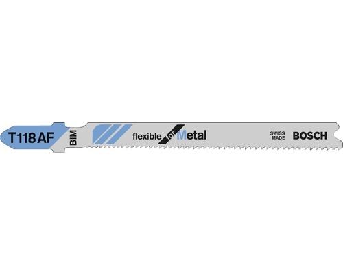 Stichsägeblatt Bosch T 118 AF 3er Pack