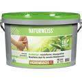 Naturweiss konservierungsmittelfrei weiß 10 L