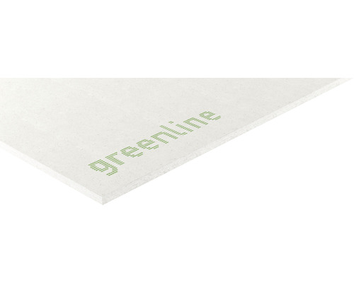 Gipsfaserplatte fermacell Greenline 1500 x 1000 x 10 mm