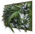 Pflanzenbild Dschungeldesign 60x100 cm