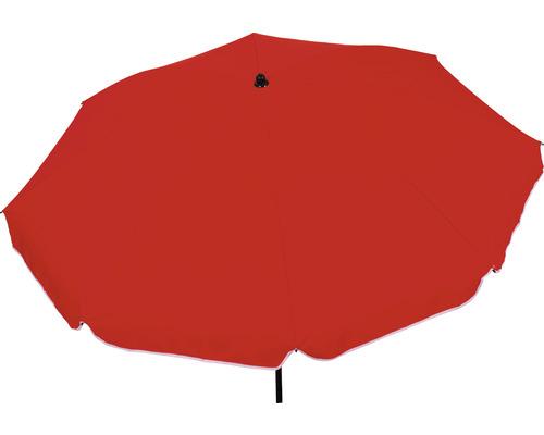 Sonnenschirm solaris 240cm rot