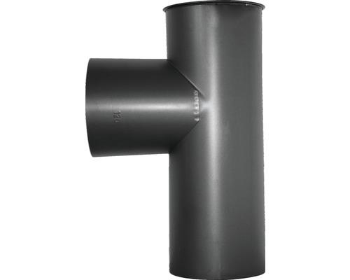 Kapselknie Ø120 mm gebläut