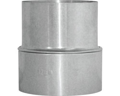 Ofenrohr Reduzierung Ø130-120 mm feueraluminiert
