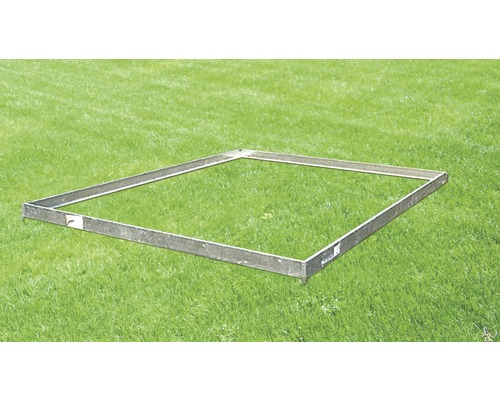 Fundament Kompakt Plus/Premium 8,3 m², blank