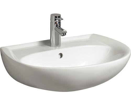 Keramag / GEBERIT Waschtisch Renova 65 cm weiß Keratec 223065600