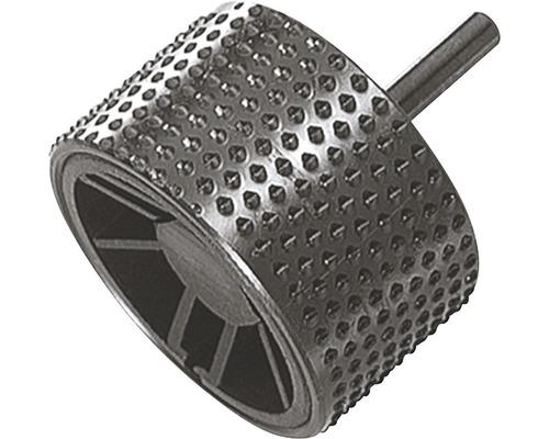Rotor Raspel rund Ø 50x32 mm Wolframstahl für Holz, Alu
