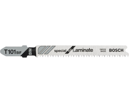 Stichsägeblatt Bosch T 101 BIF 5er Pack