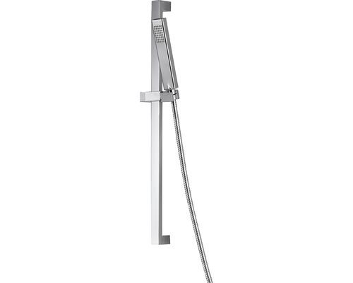 Brausegarnitur SCHULTE Square D9616 02 Brausestangenlänge 68,5 cm