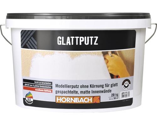 Glattputz weiß 20 kg